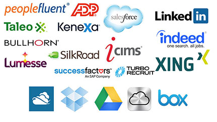 Best-in-class bi-directional ATS/CRM integrations