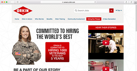 Diversity, veteran, campus... Build recruiting campaign that works